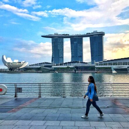 Finally off my Bucketlist: One Day Budget Travel in Singapore