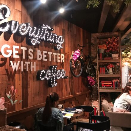 Coffee Project Legarda: My instagram-perfect coffee experience